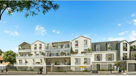 Appartements et maisons neuves Villa Marly investissement loi Pinel à Le Port-Marly