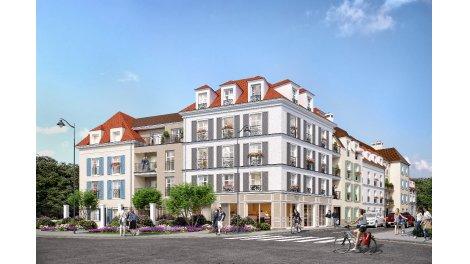 Appartement neuf Cote Moulin à Sarcelles