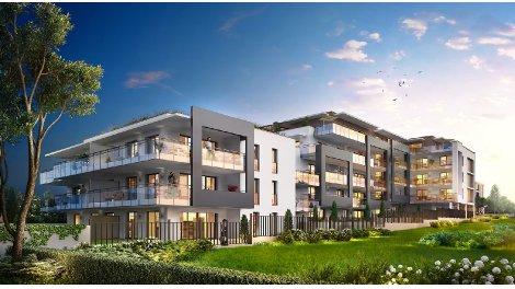 Appartement neuf Comme Une Excellence investissement loi Pinel à Caluire-et-Cuire