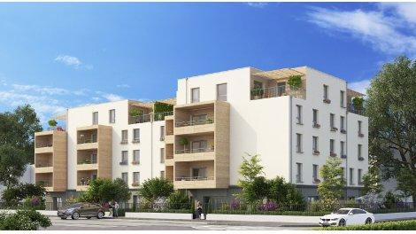 Appartements et maisons neuves L'Endroit investissement loi Pinel à Meximieux