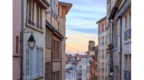 Appartement neuf Comme Une Révélation à Lyon 1er