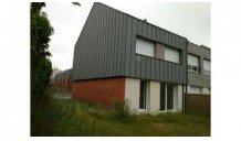 Maisons neuves Rue Ghesquière éco-habitat à Coudekerque-Branche