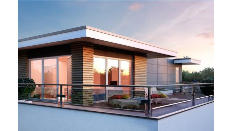 cote thonon thonon les bains eco construction b timent basse consommation rt 2012. Black Bedroom Furniture Sets. Home Design Ideas