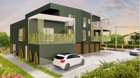 Appartement neuf L'Aparte éco-habitat à Thonon-les-Bains