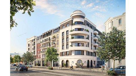 Appartement neuf L'Oiseau Blanc investissement loi Pinel à Le Blanc Mesnil
