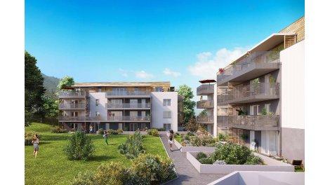 La douce folie s vrier programme immobilier neuf for Programme immobilier