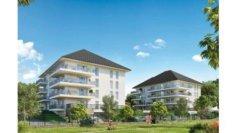 Appartement neuf La Résidence de Troubadour investissement loi Pinel à Chevigny-Saint-Sauveur