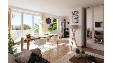 Appartements et maisons neuves La Résidence des Pommiers investissement loi Pinel à Louvres