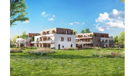 Appartement neuf La Villa d'Ornex investissement loi Pinel à Ornex