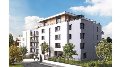 Appartement neuf La Villa des Botanistes à Villers-Lès-Nancy
