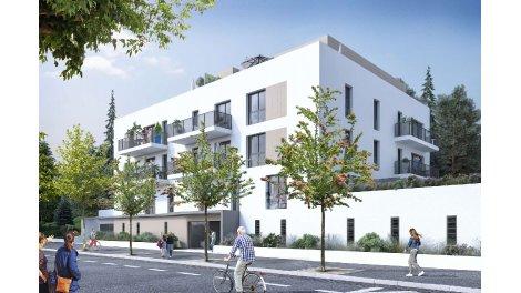 Appartement neuf La Villa des Tilleuls investissement loi Pinel à Vénissieux