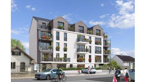 Appartement neuf Le 18 Brunoy à Quincy-sous-Senart