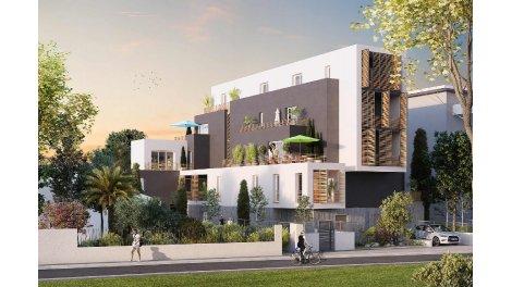 Appartement neuf Le 409 Maréchal Leclerc investissement loi Pinel à Montpellier