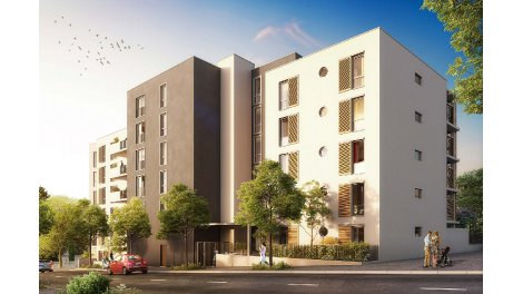 Appartement neuf Le 63 Bergougnan à Clermont-Ferrand