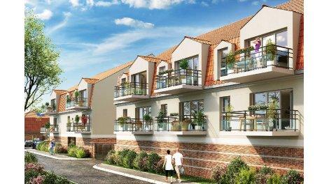 Appartements et maisons neuves Le Clos Amarante à Lys-Lez-Lannoy