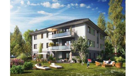 Appartement neuf Le Clos de Neuilly investissement loi Pinel à Neuilly-Lès-Dijon