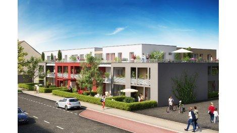 Appartements neufs Le Clos des Lys investissement loi Pinel à Saint-Louis