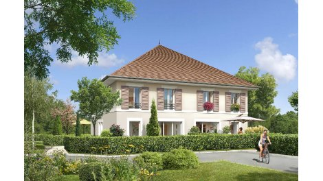 Appartements et maisons neuves Le Domaine de la Maréchalerie à La Queue-les-Yvelines