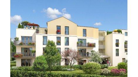 Appartements et maisons neuves Le Domaine du Verger à Vert-Saint-Denis