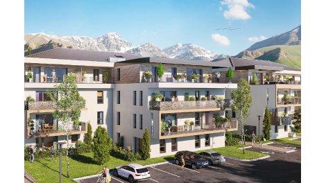 Appartement neuf Le Domaine des Cimes à Passy