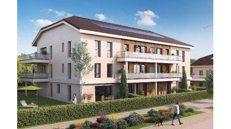 Appartement neuf Le Domaine des Hivouettes investissement loi Pinel à Crozet