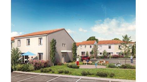Appartement neuf Le Domaine des Vignes investissement loi Pinel à Chateauneuf-les-Martigues