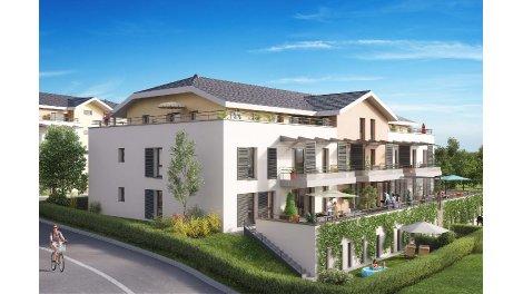 investir dans l'immobilier à Machilly