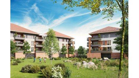 Appartements et maisons neuves Le Domaine du Manoir à Courchelettes
