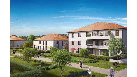 Appartements et maisons neuves Les Allées de Cluny à Gevrey-Chambertin