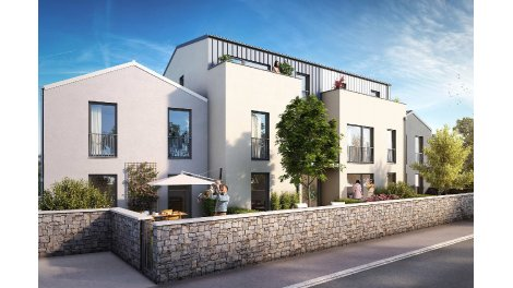 Appartement neuf Les Allées de l'Europe à Saint-Herblain