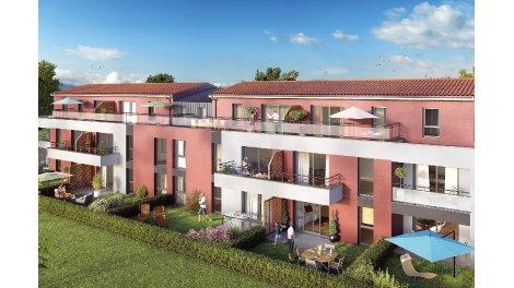 Appartements et maisons neuves Les Allées de la Loire investissement loi Pinel à Le Pellerin