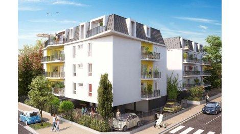Appartement neuf Le Clos des Merisiers investissement loi Pinel à Aix-les-Bains