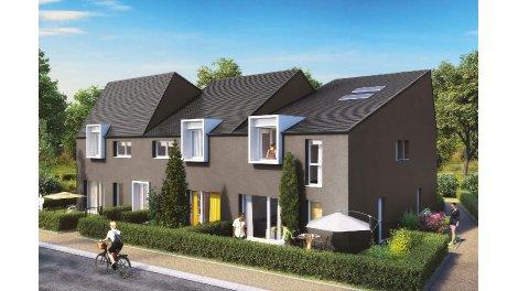 Appartements et maisons neuves Les Jardins de Colombelles investissement loi Pinel à Colombelles
