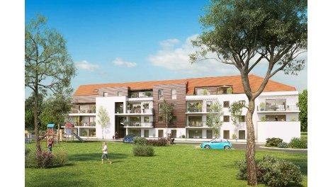 Appartements et maisons neuves Les Jardins de Mazères à Mazeres-Lezons