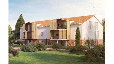 Appartements et maisons neuves Les Jardins des Deux Chênes à Mondonville