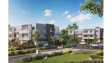 Appartement neuf Les Résidentiales des Tilleuls à Comines