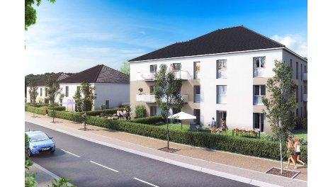 Appartements et maisons neuves Les Résidentiales Saint-Benoît à Guenange