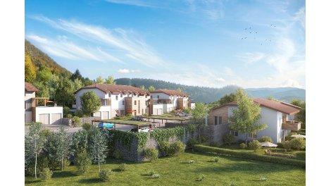 Appartements et maisons neuves Les Terrasses de la Citadelle investissement loi Pinel à Collonges