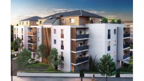 Appartement neuf Les Terrasses de Vincennes à Orvault