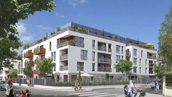 """Programme immobilier du mois """"Les Villas du Vert Galant"""" - Villepinte"""