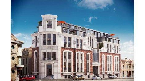 Appartements neufs Résidence Ardeko investissement loi Pinel à Béthune