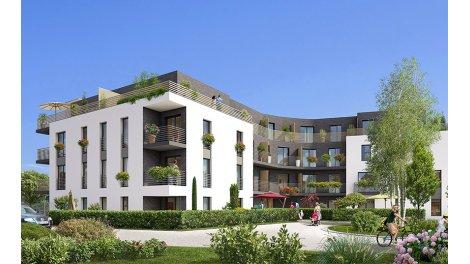 appartement neuf à Saint-Gratien