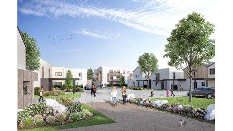 Appartements et maisons neuves Le Domaine de la Bretonnière à Liffre