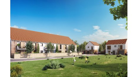 Maisons neuves Le Hameau de la Guérinière à Mauchamps