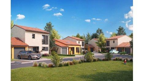 Appartements et maisons neuves Le Jardin de la Plaine à Ayguesvives
