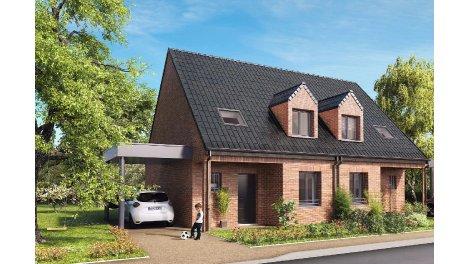 investissement immobilier neuf les jardins de la vall e hem. Black Bedroom Furniture Sets. Home Design Ideas