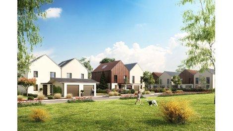 Appartements et maisons neuves Les Jardins de Montlouis investissement loi Pinel à Montlouis-sur-Loire