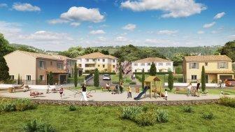 Appartements et maisons neuves Domaine Val de Ricard à Ensues-la-Redonne