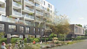 Appartements neufs La Résidence Belles Lettres investissement loi Pinel à Strasbourg