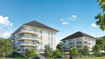 Appartements neufs La Résidence de Troubadour investissement loi Pinel à Chevigny-Saint-Sauveur